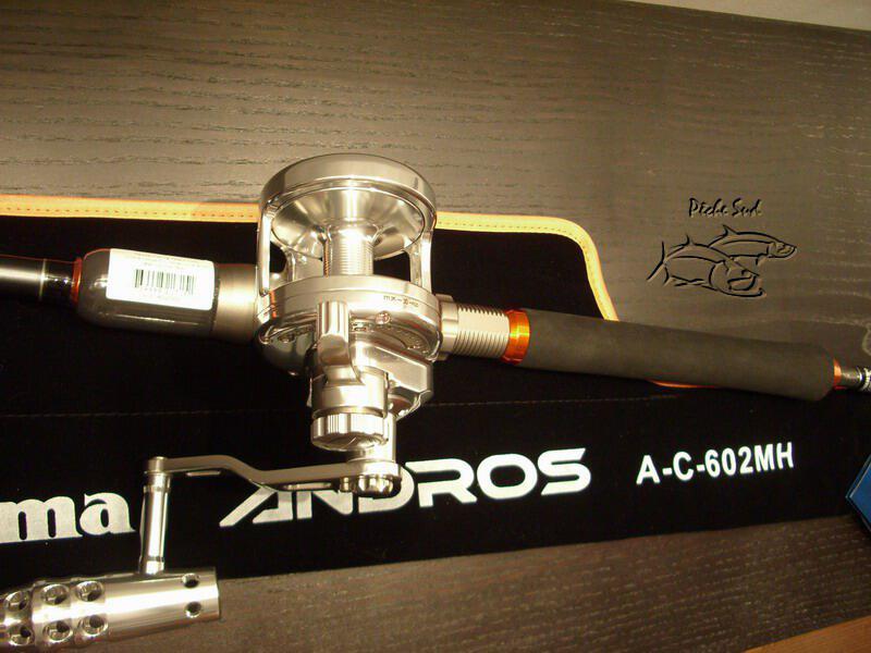 Okuma ANDROS Jigging rod (casting) Okuma ANDROS jigging rod (casting ...