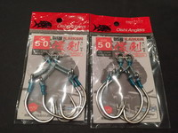 Oishi Kaiken Assist hooks 5/0 - Long