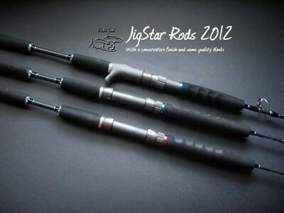 Jigging rod - JIGSTAR 350 (Spinning)